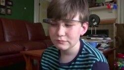 Autizmli uşaqlara yardım edən Google Eynəyi