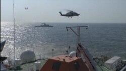 中国与东盟成员国2017年10月31日举行海上联合搜救演习