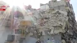 俄國防部長宣佈在阿勒頗實施暫時停火