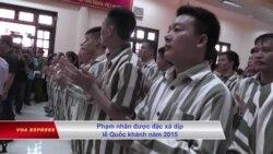 Việt Nam không xét đặc xá dịp 2/9 năm nay