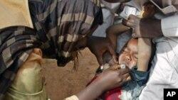Bayar da maganin rigakafin Polio a Kaduna