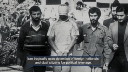 Wrongful Detention of Americans in Iran