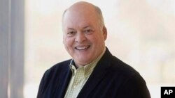 Jim Hackett, CEO baru Ford Motor Co (foto: dok).