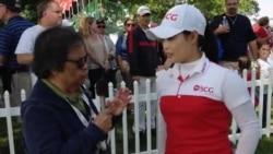 สัมภาษณ์โปรโม-โมรียา หลังจบรายการ Wegmans LPGA Championship