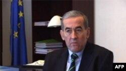 Takime të Shefit të EULEX-it, Yves de Kermabon me zyrtarë në Beograd