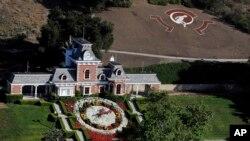 Neverland Ranch di Los Olivos, California