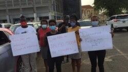 Activistas, abuso sexual, São Tomé e Príncipe