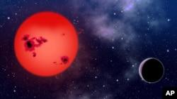 Астрономи откриле планета покриена со океан