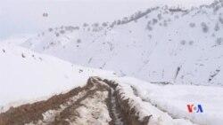 2017-02-06 美國之音視頻新聞: 阿富汗東部雪崩造成50人死亡
