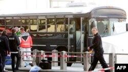 Frankfurtski aerodrom nakon napada u kojem su ubijena dvojica američkih vojnika