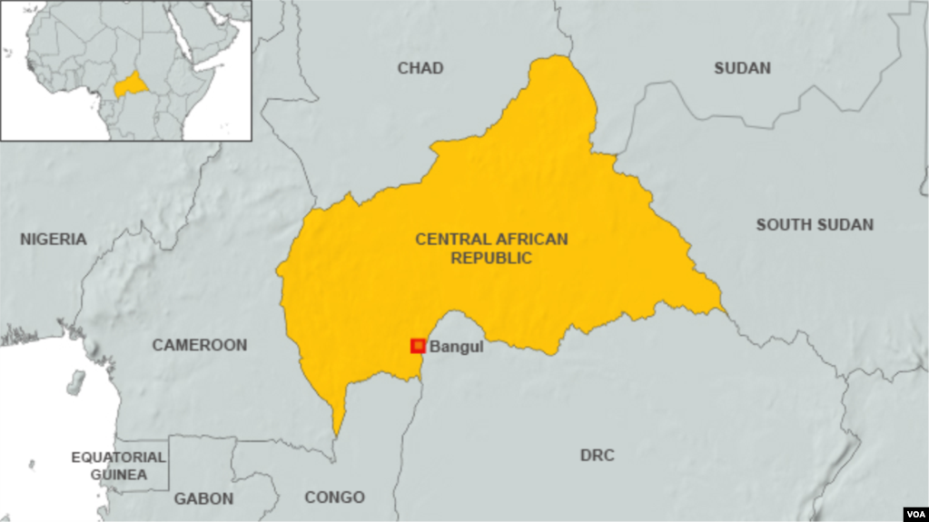 20 Killed in Attack in Central African Republic
