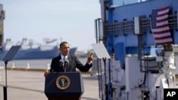 El mandatario estadounidense, Barack Obama, también solicitó al Congreso aprobar una ley que beneficiaría a los agricultores del país, aprobar el presupuesto anual y una reforma migratoria.