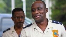 Deklarasyon ansyen Direktè Jeneral Polis la, Mario Andresol, Fòmasyon sou Nouvèl Fòs Zame Dayiti a