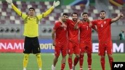 پیروزی تیم ملی در برابر عراق با نتیجه سه بر صفر