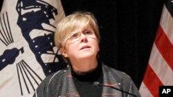 """L'Américaine Jane Holl Lute nommée coordinatrice spéciale chargée """"d'améliorer la réponse des Nations unies à l'exploitation sexuelle et aux abus sexuels"""""""