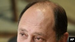 Egyptian Minister of Tourism Zuheir Garana (file photo)