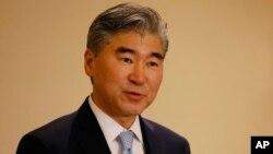 Ông Sung Kim, cựu đại sứ Mỹ ở Hàn Quốc.