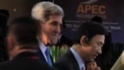 سفر وزیر امور خارجه آمریکا به فيليپين