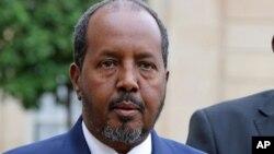 Presiden Somalia Hassan Sheikh Mohamud (foto: dok).