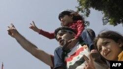 Suriye Ordusu Hama'ya Girdi