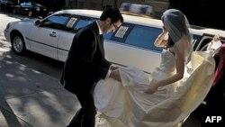 Amerikalılar'ın Yüzde 67'si Evlilik Kurumuna İnanıyor