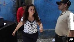 La ministra de Prisiones de Venezuela, Iris Varela, ha despreciado la visa estadounidense.