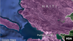 Map Ayiti