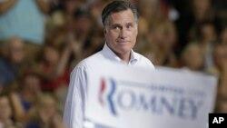 Ứng cử viên Tổng thống Đảng Cộng hòa Mitt Romney