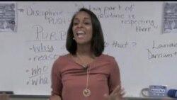 """Amerikani o'qiting"" dasturi/Teach for America"