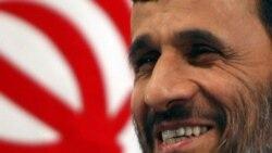 احمدی نژاد: ایران مایل است در صورت رعایت شرایطی مذاکره کند