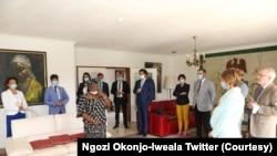 Ngozi Okonjo-Iweala a zauran WTO