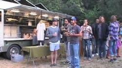 Mobile Restaurant Redefines Green, Organic