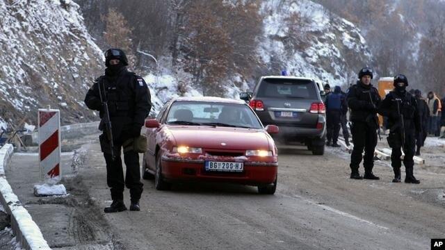 Granični prelaz Jarinje