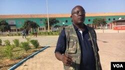 José Mateus Zecamutchima, presidente do Movimento do Protectorado da Lunda Tchokwe
