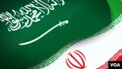 Bendera Arab Saudi. Menteri Keuangan Arab Saudi mengatakan negara tersebut dapat menghemat lebih dari $200 miliar selama dekade berikutnya dengan mengganti bahan bakar cair yang digunakan untuk konsumsi domestik dengan gas dan EBT. (Foto: VOA)