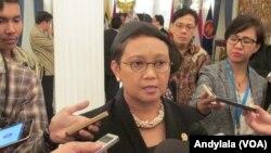 Menteri Luar Negeri Retno Marsudi. (Foto: Dok)