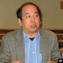 卡特中心中国项目主任刘亚伟