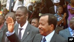Le président Paul Biya (Archives)