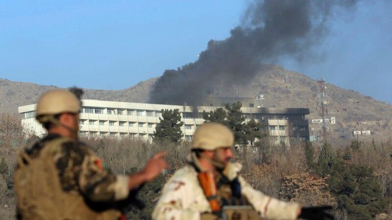کابل: ہوٹل پر دہشت گرد حملہ، غیر ملکی سمیت چھ ہلاک