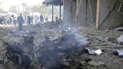 انفجار در بازار پکتیای افغانستان