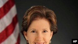 U.S. Consumer Product Safety Commission chairwoman, Inez Tenenbaum