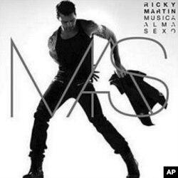 "Ricky Martin's ""Musica Alma Sexo"" CD"