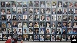 9 годовщина трагедии. Москва, 26 октября 2011г.