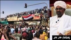 Sudan President resigns