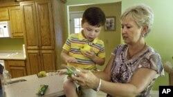 August 10, 2013 - Food Allergies