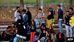 اروپا ته تلوونکي مهاجر