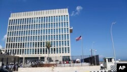 Посольство США в Гавані, Куба