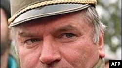 Колишній лідер боснійських сербів генерал Ратко Младіч.