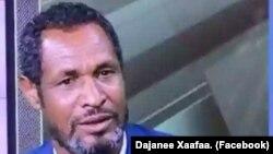 Obboo Dajanee Xaafaa