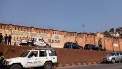Près de 1.200 prisonniers libérés du Centre pénitentiaire de Kinshasa